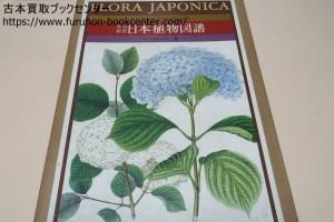 原色精密・日本植物図譜・シーボルト・フロラ・ヤポニカ