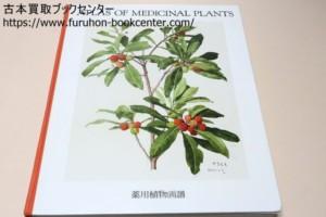 薬用植物画譜 米刈達夫解説・小磯良平画