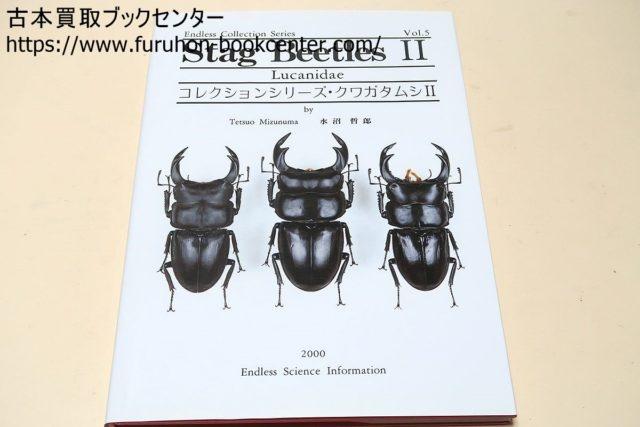 エンドレス・コレクションシリーズ5・クワガタムシⅡ 水沼哲郎